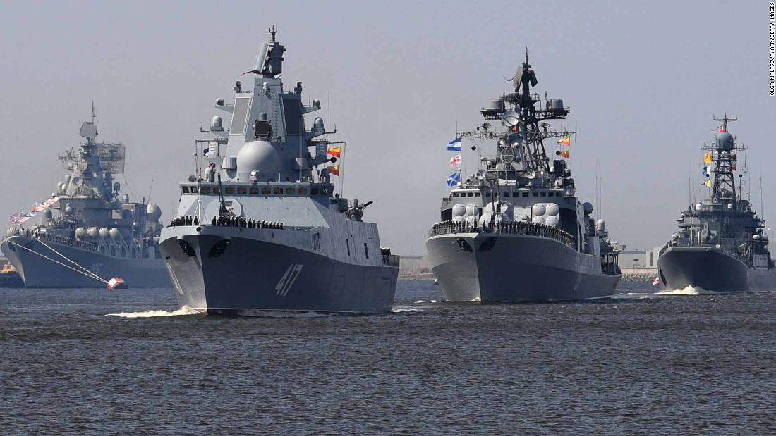 Aggression at Sea? Russia-Ukraine Conflict in the Sea of